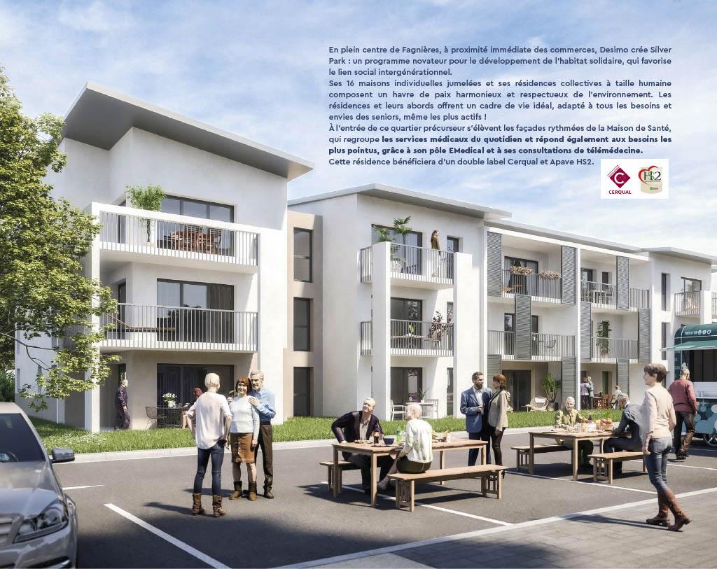 Damonte Achat appartement - Réf n° 2_2429